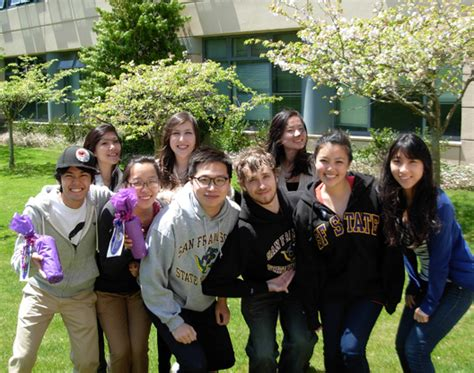 Usf Mba International Student by San Francisco State Study California