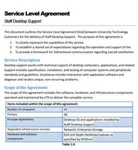 software service level agreement template top 5 resources to get free service level agreement