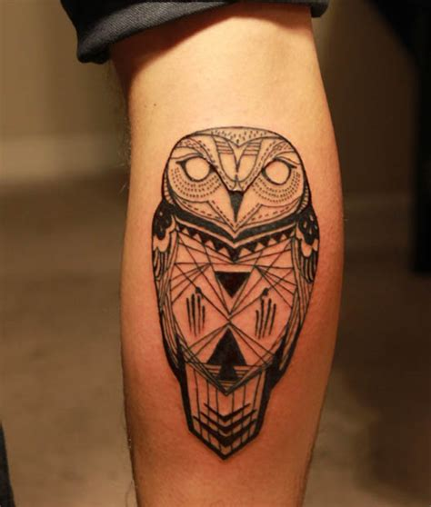 tattoo owl man 51 owl tattoos on arm