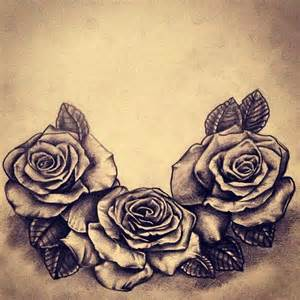 roses to go with my quote tattoo pinterest beautiful