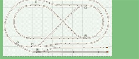 realtrax layout software 5 x10 fastrack layout complete for now o gauge