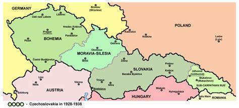 czechoslovakia map czechoslovakia map 1900 images