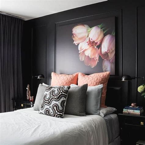 black and bedroom furniture best 25 black bedrooms ideas on black bedroom