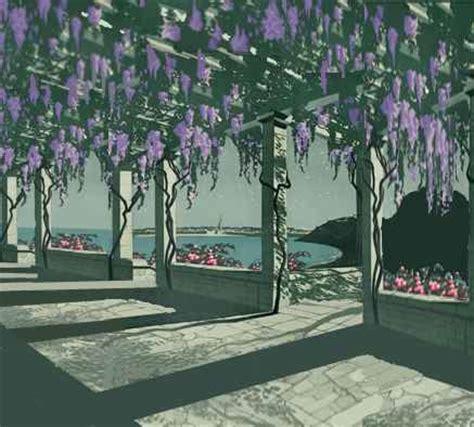 blauwe regen weinig bloemen wisteria of blauwe regen