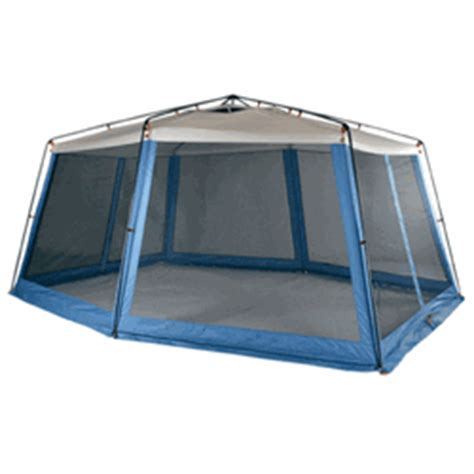 coleman screen house with awnings 15 x 12 coleman insta clip 6 sided screenhouse shelter