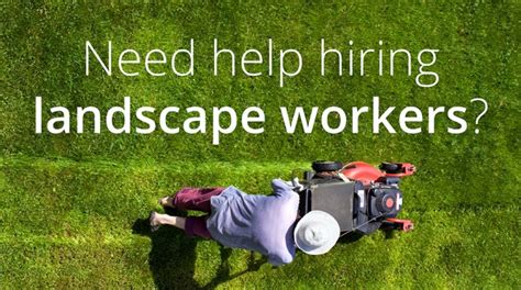 How to Hire Landscaping Employees