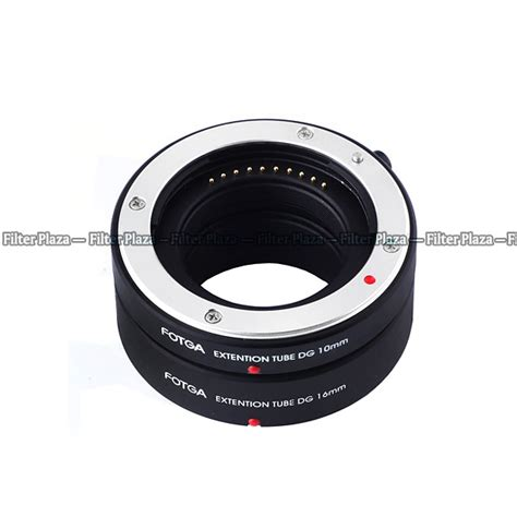Fujifilm Macro Converter Mcx 16 fotga macro af auto focus extension 10mm 16mm for