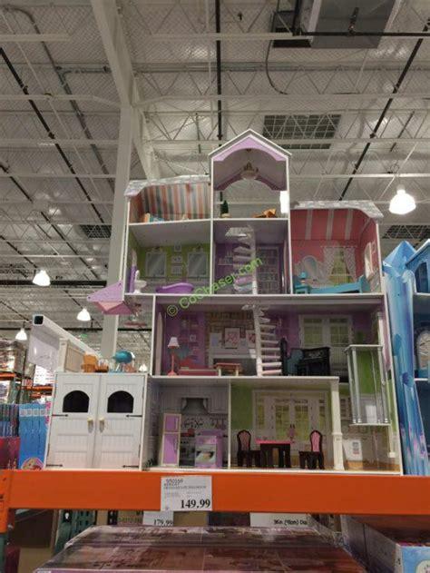 kidkraft grand estate dollhouse costcochaser