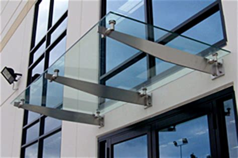 Awning Systems Image Gallery Glass Awnings