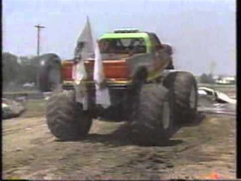 monster truck show columbus ohio 1992 penda monster trucks columbus oh show 1 part 1