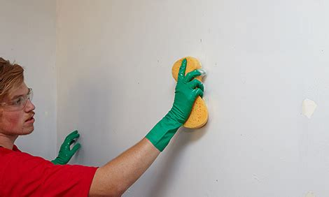how to clean painted walls how to clean walls before painting