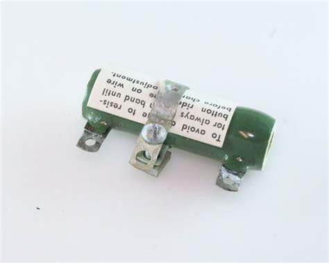 resistor ohm to kohm 25w253a tech ohm resistor 25 kohm 25w 5 wirewound adjustable 2021010885