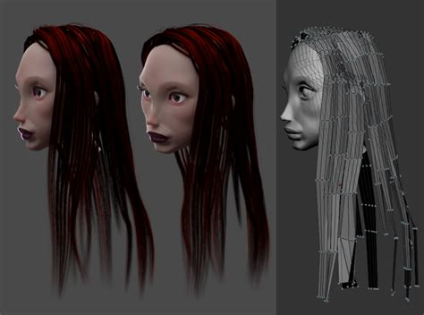 download hair blender hair guides created from mesh objects page 5