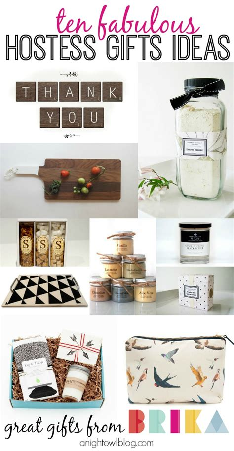 gift ideas for 2013 10 fabulous hostess gift ideas from brika a owl