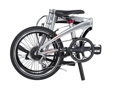 Sepeda Lipat Folding Bike 20 Inch Dahon Broadwalk D8 8 Speed dahon vigor p9 folding bike