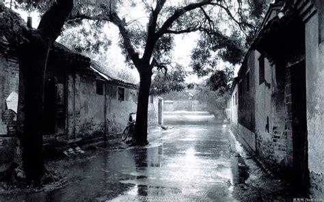 imagenes de paisajes antiguos antiguo vida hutong de fotos antiguas fondo de pantalla