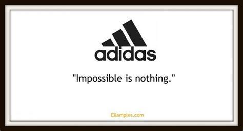 Mba Taglines by Adidas Tagline Sevaportal Org