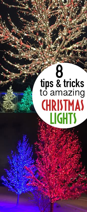 tips and tricks to hanging christmas lights paige s