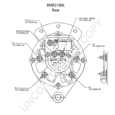 prestolite alternator wiring diagram wiring diagram