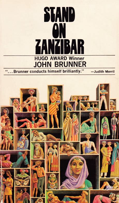 7 Books I Couldnt Stand by Brunner S Stand On Zanzibar What Do We Want