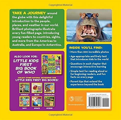 libro big book of little little kids first big book of the world consultazione e informazione panorama auto