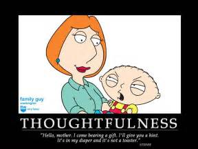 Thoughtful Memes - thoughtfulness family guy picture