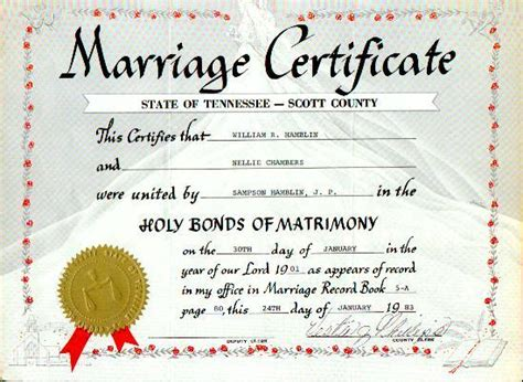 Oneida County Marriage Records Co Tn 2000 Website Changes