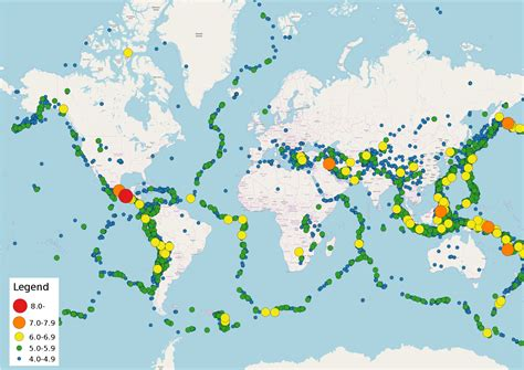 earthquake world earthquakes aren t affected by moon phases nor by time of