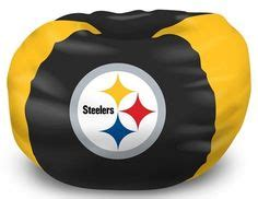 pittsburgh steelers bean bag chair officially licensed nfl pittsburgh steelers paracord