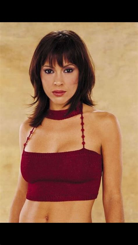 Alyssa Milanos Slinky Strapless Top From Charmed by 380 Best Yes Images On Beautiful