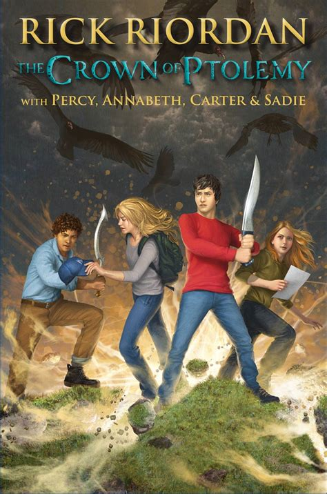 the fighting staff books cover reveal the crown of ptolemy by rick riordan