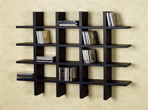classy 20 hanging wall bookshelves inspiration of best 10 bloombety black wall shelves with cd trays fancy