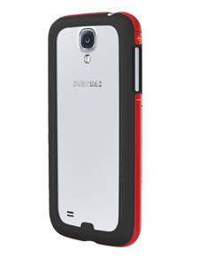 Patchworks Inc - patchworks colorant b1 bumper for galaxy s4 black
