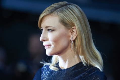 Carol Samaa | cate blanchett takes centre stage at london film fest