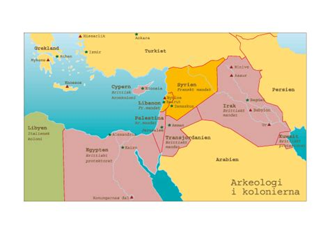 middle east map before ww1 map middle east after worldwar 1 illustrator graphic