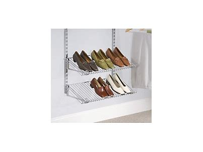 rubbermaid shoe storage rubbermaid configurations add on shoe shelf kit white