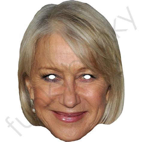 Masker Helene helen mirren mask helen mirren images pictures photos