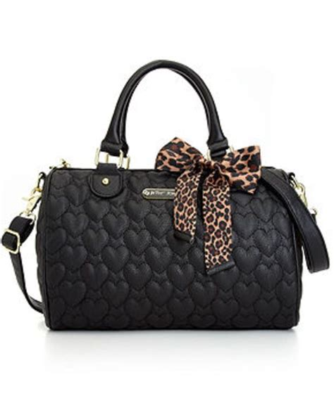 Betsey Johnson Handbag Quilted Satchel by 273 Best Images About Bags And Clutches On