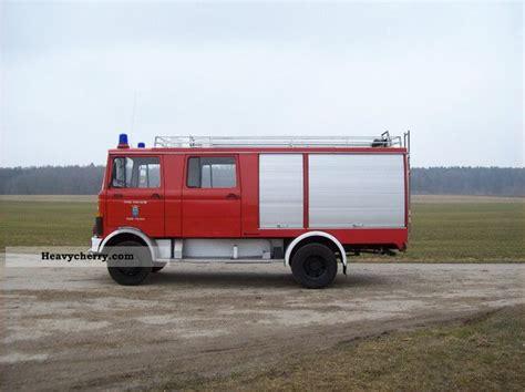 mercedes diesel truck mercedes lp 709 diesel truck lf 8 firefighters