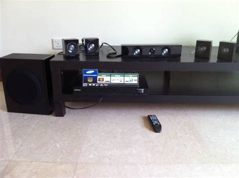 samsung dvd home theater system ht   sale