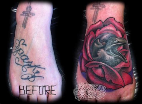 tattoo cover up over a name don t swipe 22 places to visit pinterest tattoo