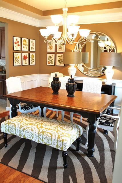 Walk Through Dining Room by Our Dining Room The Details Emily A Clark