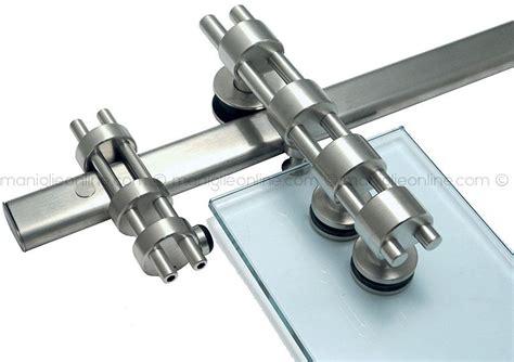 accessori per porte scorrevoli scorrevoli per porte in vetro comit glass