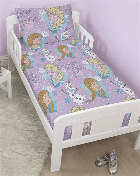 bettdecke 70x140 4 in 1 disney frozen kinderbett b 252 ndel set deckel