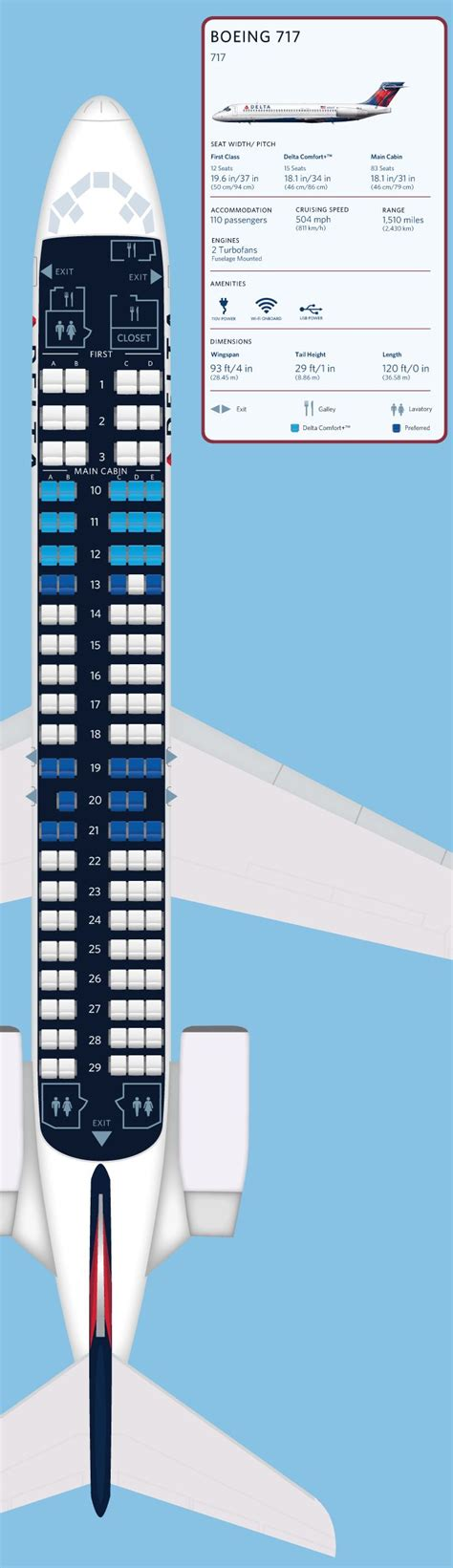 delta seating charts 17 best images about airline seat plans on
