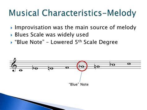 characteristics of swing music jazz blues general music presentation