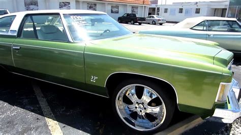 74 chevy impala 74 chevy impala on 22 quot south classics