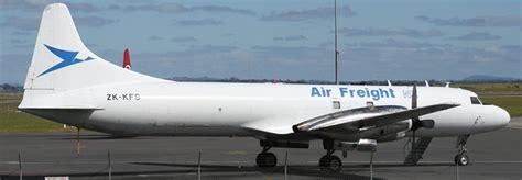 air freight new zealand to dispose of convair 580 fleet ch aviation