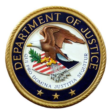 federal bureau of prisons department of justice federal bureau of prisons logo