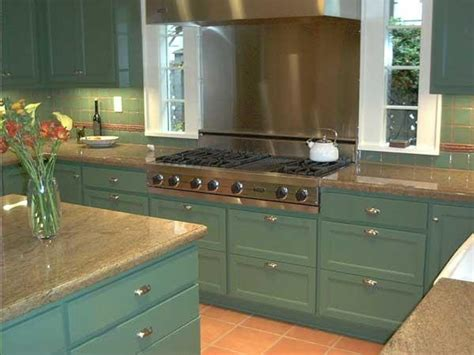 Custom Painted Kitchen Cabinets | custom painted kitchen cabinets from tony s custom